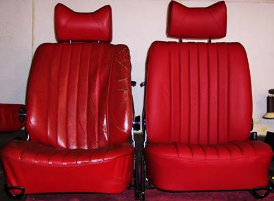 Auto Upholstery Repair Portland