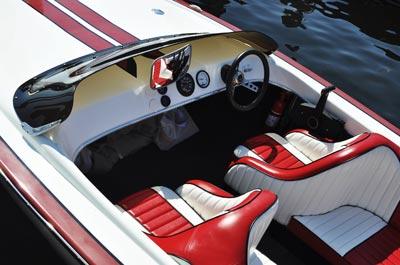 Boat Upholstery Portland