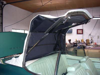 Convertible Top Repair Portland