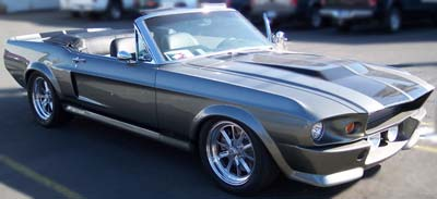 Mustang Upholstery Specialist Portland
