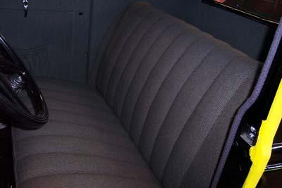 Truck Upholstery Portland