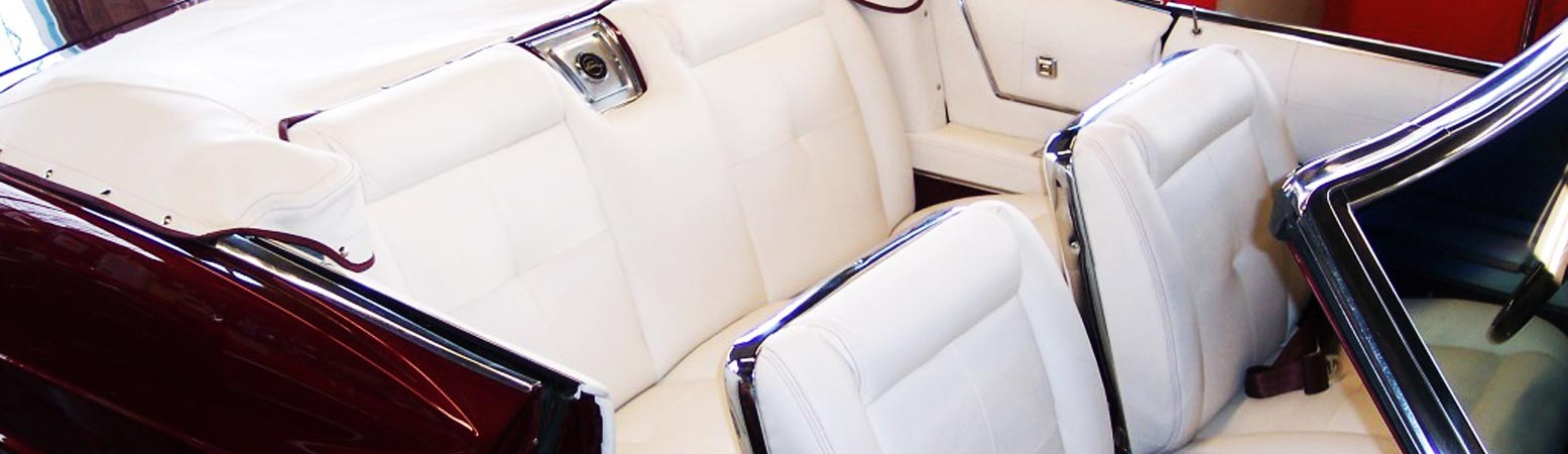 Providing Oregon With The Highest Quality Auto Upholstery Over 35 Years Of Experience