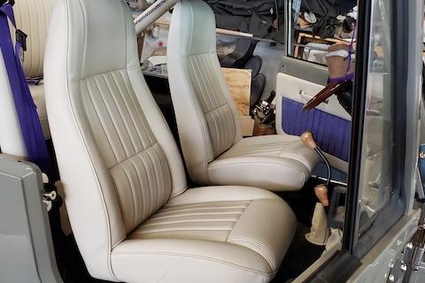 Auto Upholstery Portland
